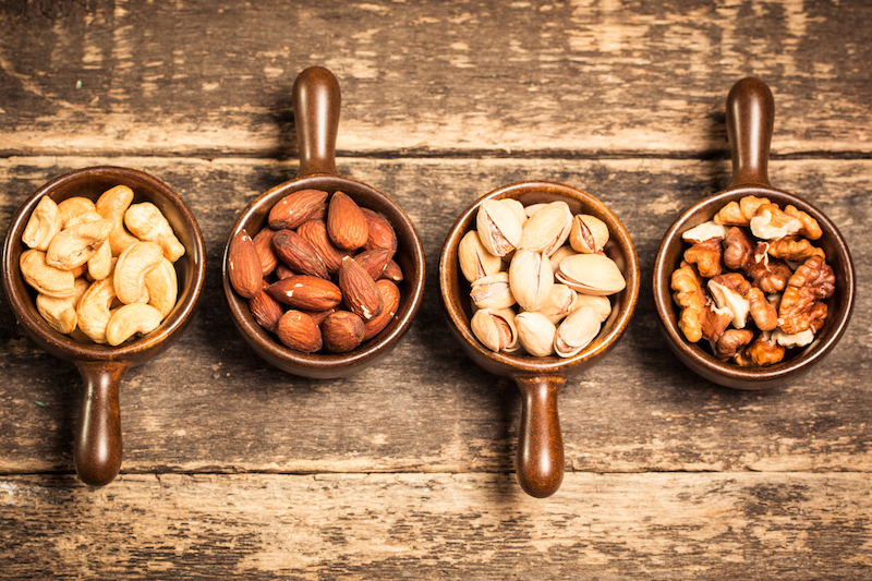 Nuts & Dogs: Are They a Good Mix?