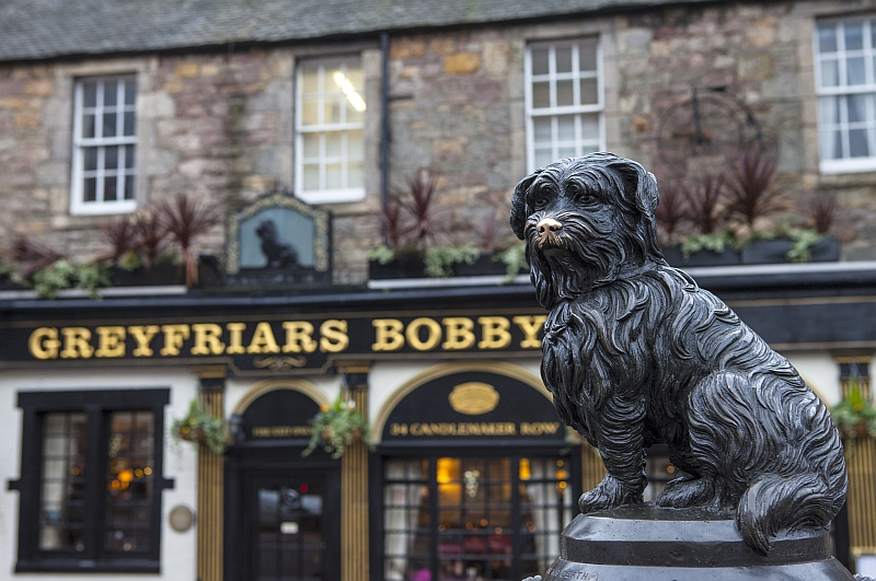 Statue of Greyfriars Bobby